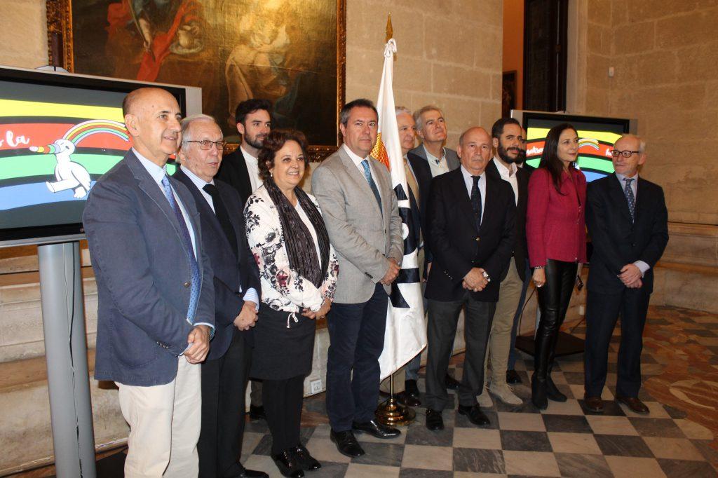 Presentación conmemoración Expo92